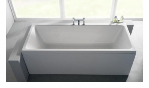 Carron Quantum Duo 1700mm x 750mm Double Ended Bath